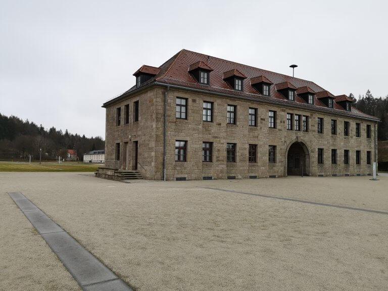 Fahrt nach Flossenbürg